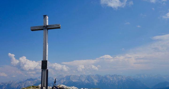 Krottenkopf, grandiose Freeride-Tour durchs Estergebirge