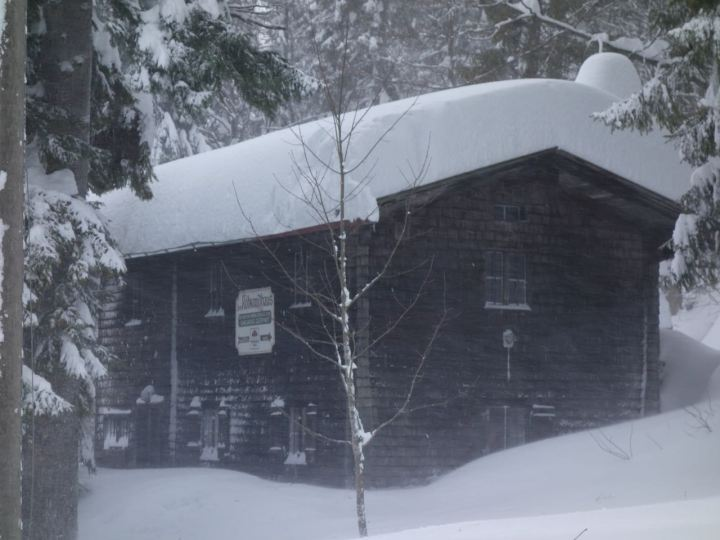 Schneee...