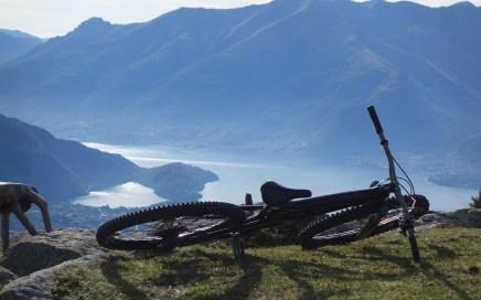 Lago di Mezzola Trails