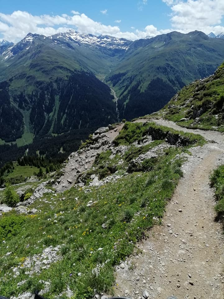 Klosters Flowtrail Klassiker