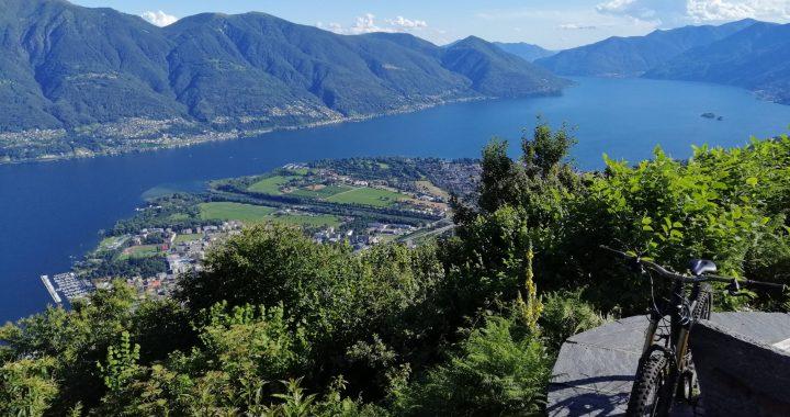 Locarno Trails, mega Trails mit Shuttle und BBS Möglichkeit