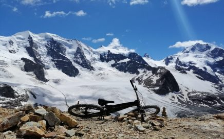 Bike-3000er, Pontresina Trails, Bellavista am Bernina Massiv (BBS)