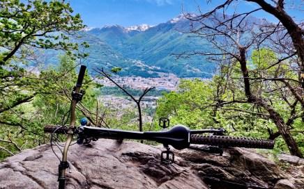 Bellinzona Trails, geniale Mulattieras der verblockten Art