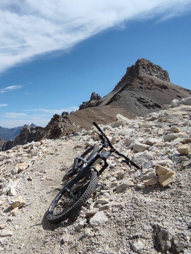 Piz Nair Trails:: new line!