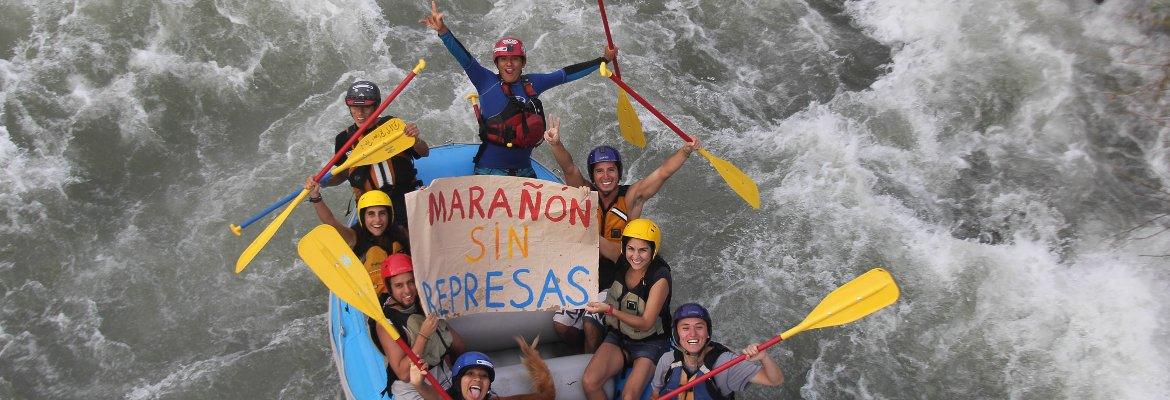 The Marañón Waterkeeper in Peru
