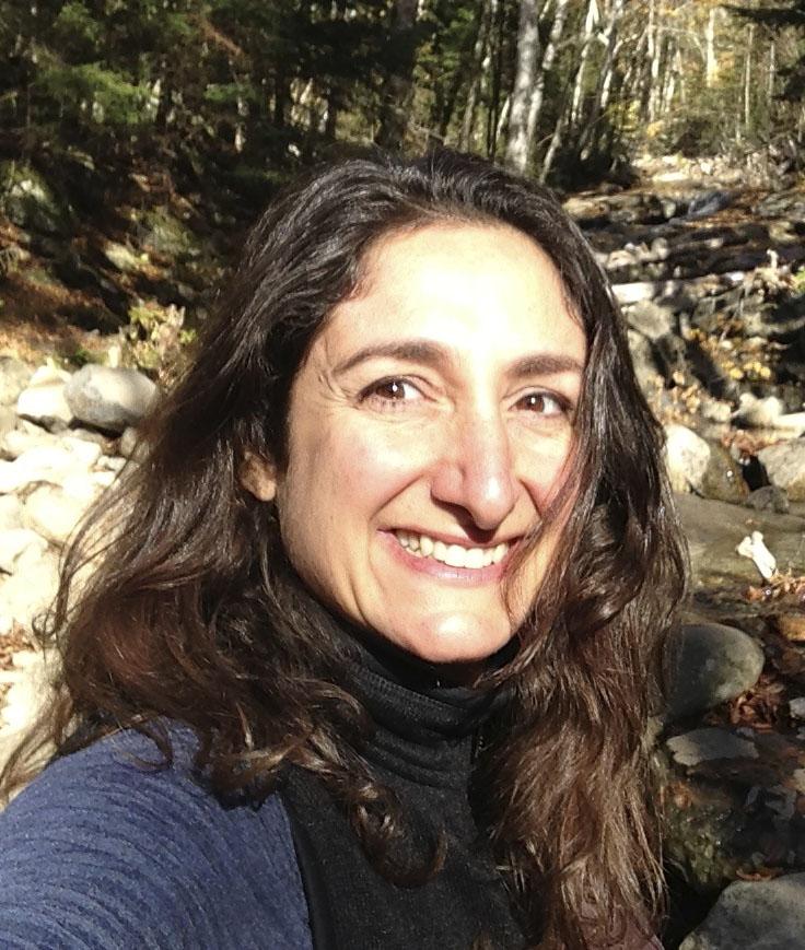 Lara Baladi. Photo courtesy of Arts at MIT