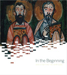 In the Beginning exhibition catalog cover