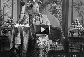 still of YouTube clip of Empress