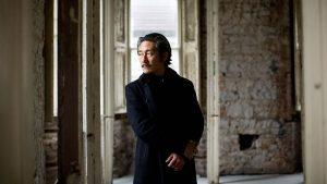 photo of the artist Michael Joo
