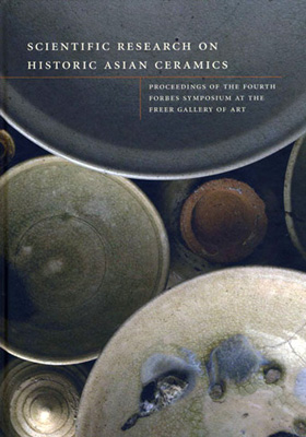 book cover for Scientific Research On Historic Asian Ceramics