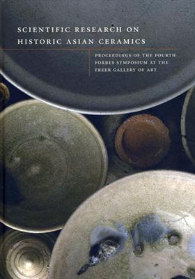 book cover for Scientific Research On Historic Asian Ceramics