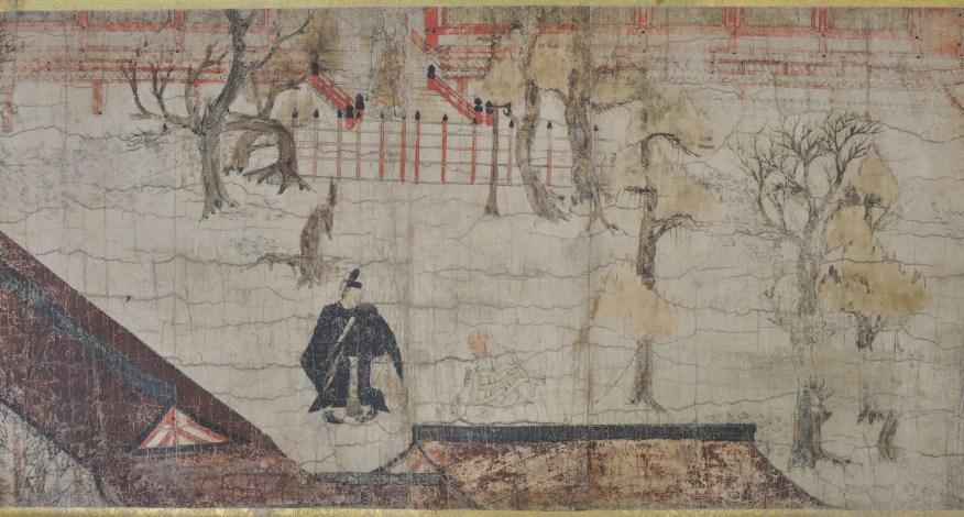 Handscroll with Jizo