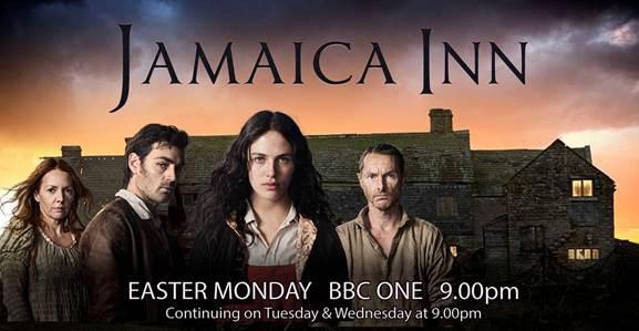 """Jamaica Inn will be broadcast starting Easter Monday"