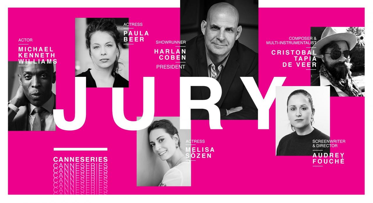 """Cristo is part of the jury at CANNESERIES (FR) April 4th-11th"