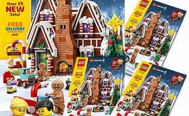 Free Lego Christmas Catalog 2019 Freebies And Free