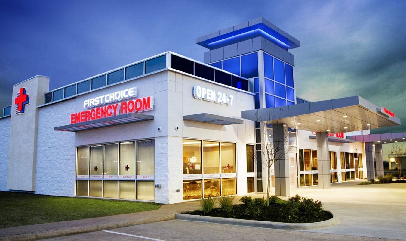 FIRST CHOICE EMERGENCY ROOM  Freese Johnson