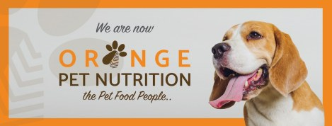 Orange Pet Nutrition Free Sample
