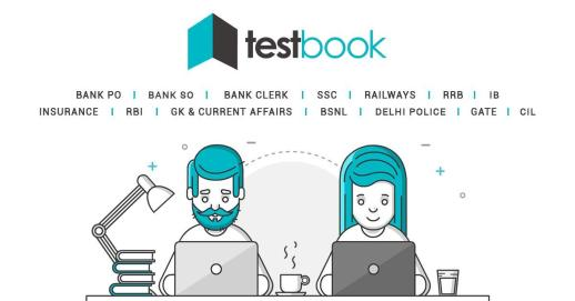 Information of TestBook App