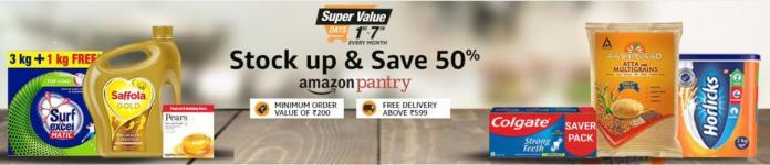 Amazon Super Value Day 2020s