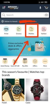 How to find Amazon Quiz
