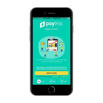 Paytrac app Refer and Earn PayTM Cash 01