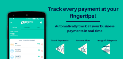 PAYTRAC APP REFER AND EARN