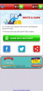 BigCash App Refer and Earn 02