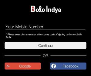 BoloIndya App Refer and Earn 04