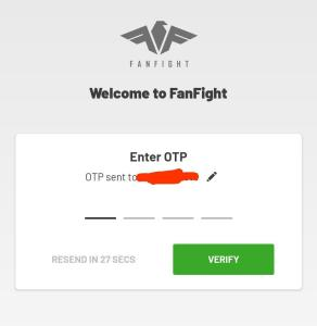 Fanfight Referral Code 03