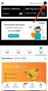 BharatPe Business Card 01