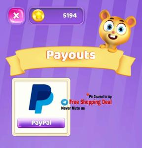 How to Withdraw Money from Coin Pop App 02