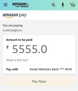 Amazon Pay Cred Offer 06