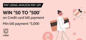 Amazon Pay Cred Offer