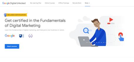 Google Academy Free Courses 08