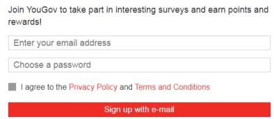 YouGov Survey Free PayTM Cash 01