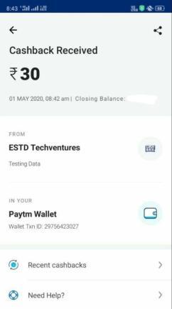 Proof of Earnings from Owlizz Pro app