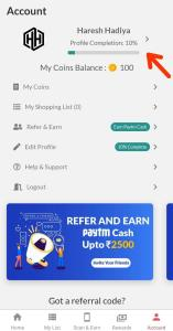RewardPe Referral Code 03