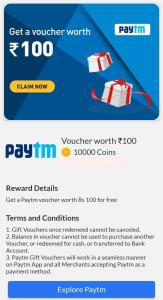 How to Claim Voucher From RewardPe App