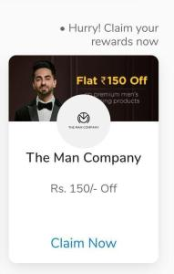 Airtel The Man Company Offer 02