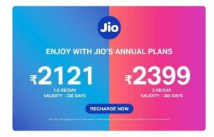 JIO New Work From Home Pack