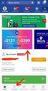 Jio New Annual And Work From Home Packs 01