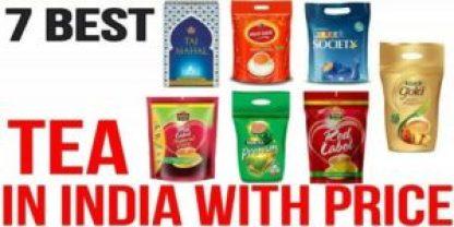 Top 7 Best Tea in India
