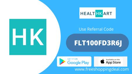 Healthkart Refer and Earn