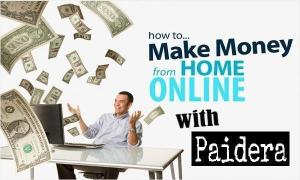 Paidera Earn Free Paypal Cash