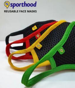 Sport hood App Free Reusable Face Mask