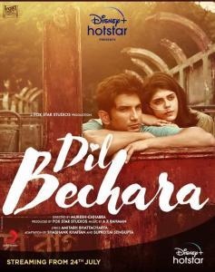 Dil Bechara Movie Free