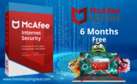 McAfee Internet Security Free