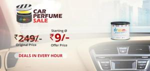 Droom Car Perfume Flash Sale