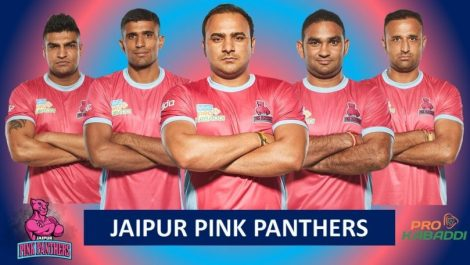 Sons of Soil Jaipur Pink Panthers