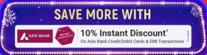 Flipkart Big Diwali Sale Bank Offers